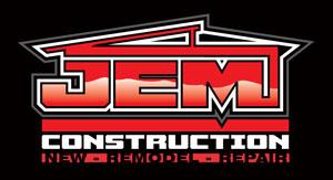 Jem Construction LLC Logo